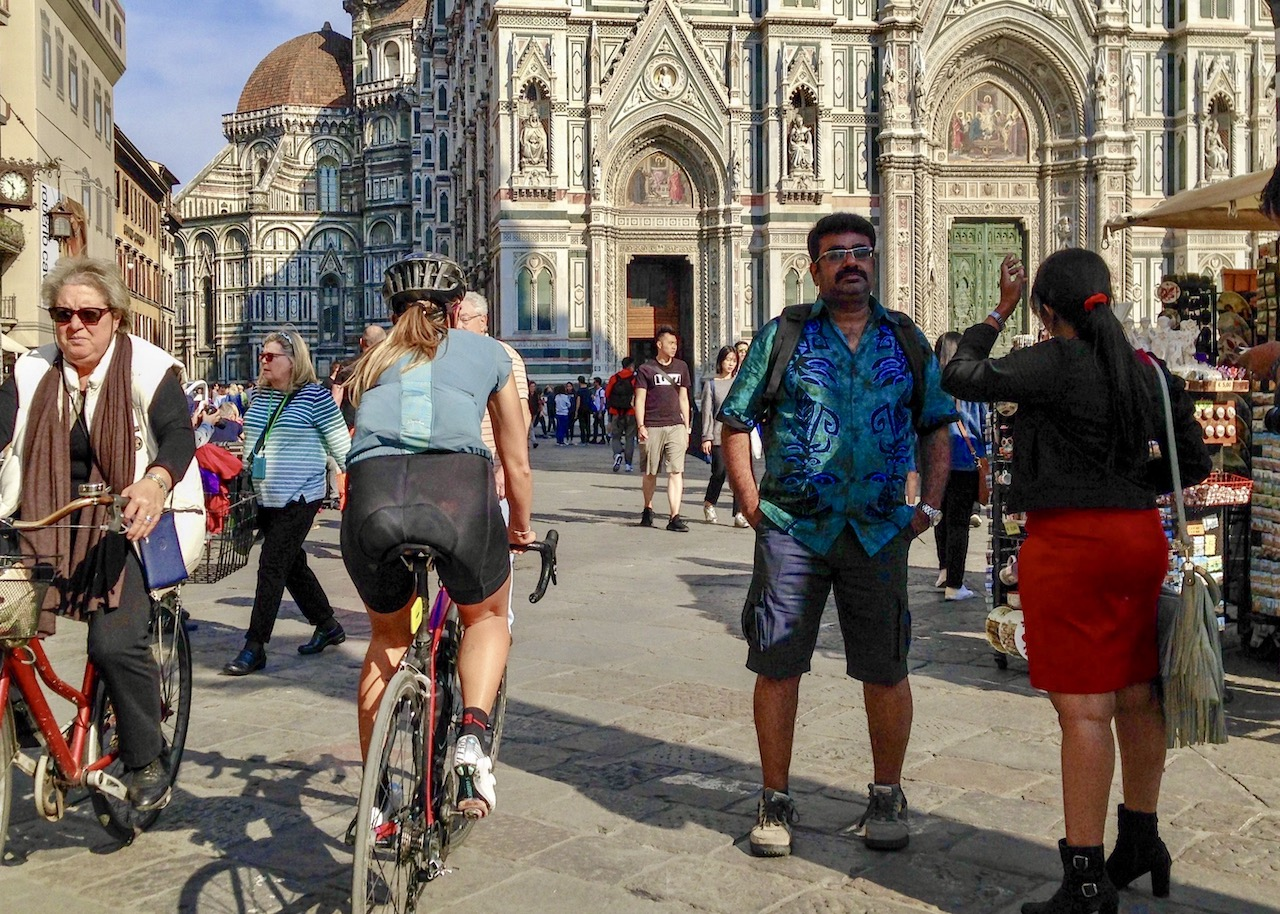 Cycling-Florence