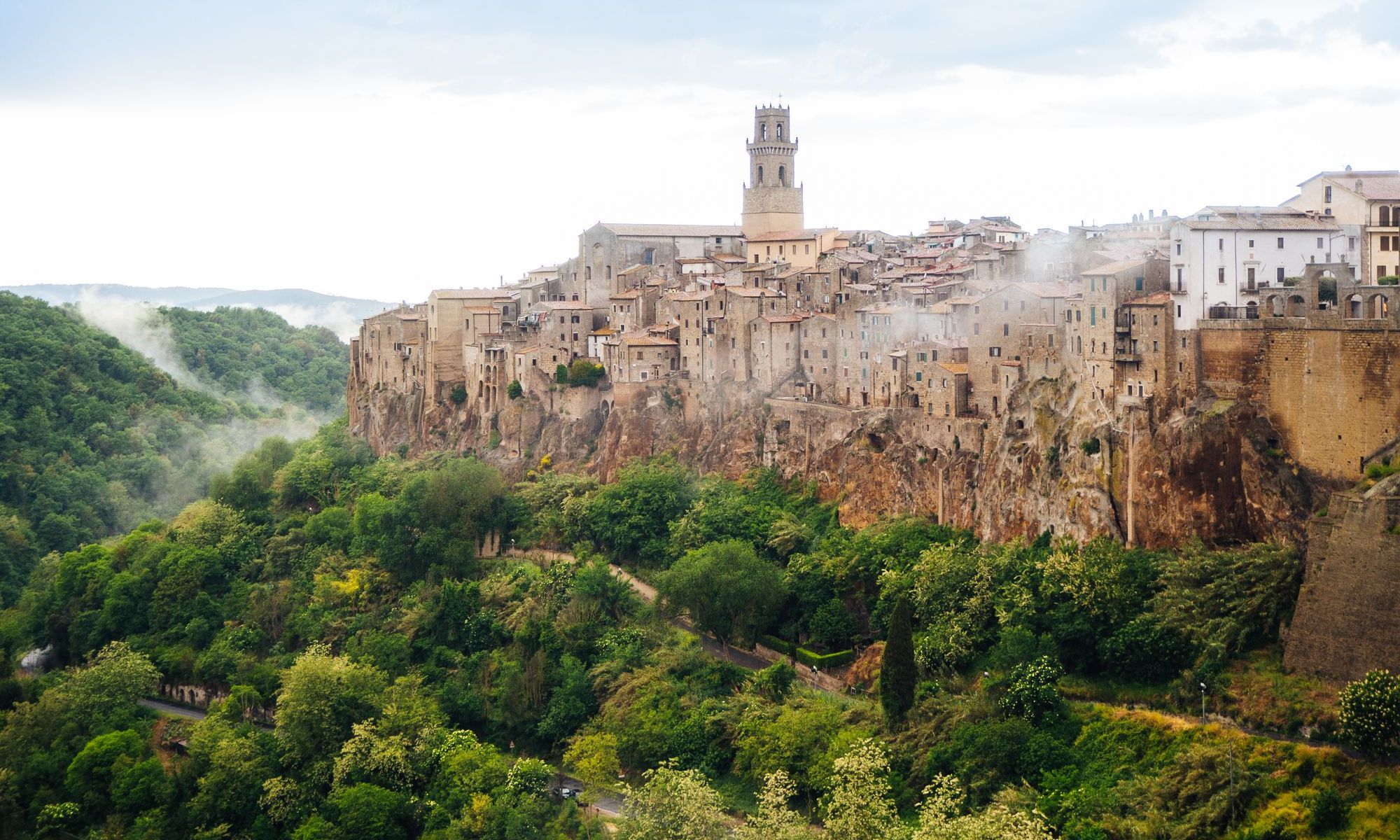 Cycling-in-Italy-Pitigliano
