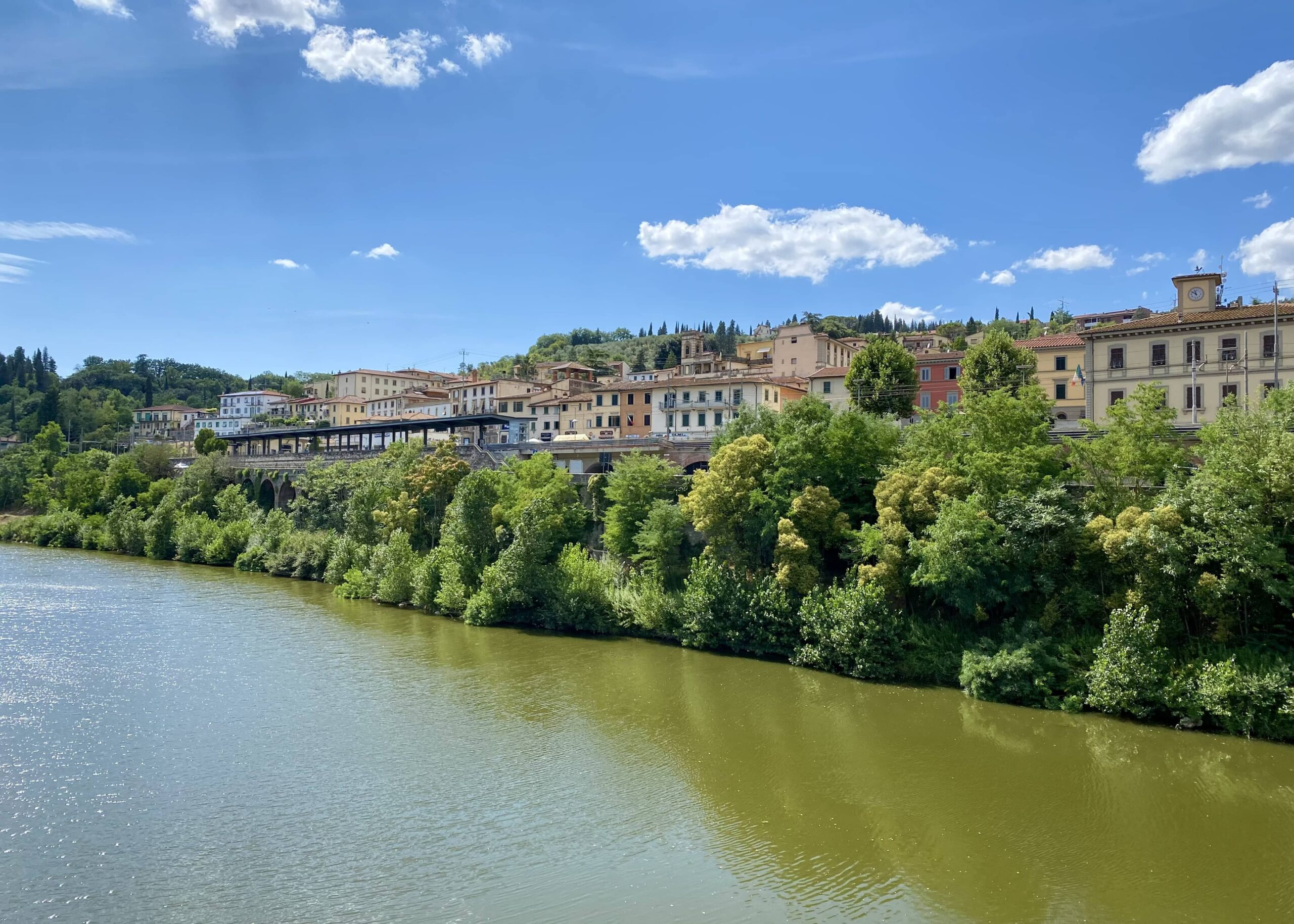 Cycling_Florence_Rignano_sull'Arno